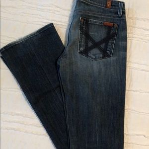 7 for all mankind MIA jeans